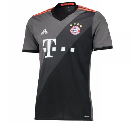 Bayern Munich Away Shirt 2016-17