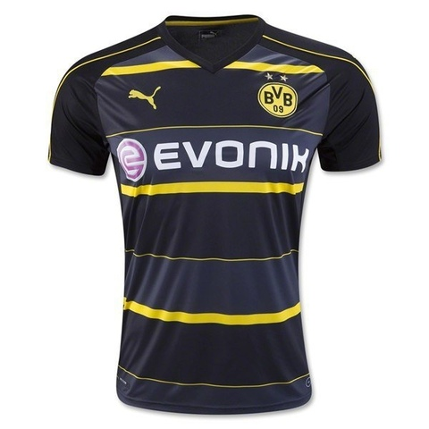 BVB Away Shirt 2016-17