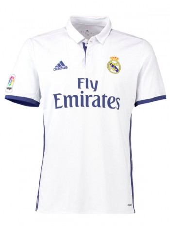 Real Madrid Home Shirt 2016-17