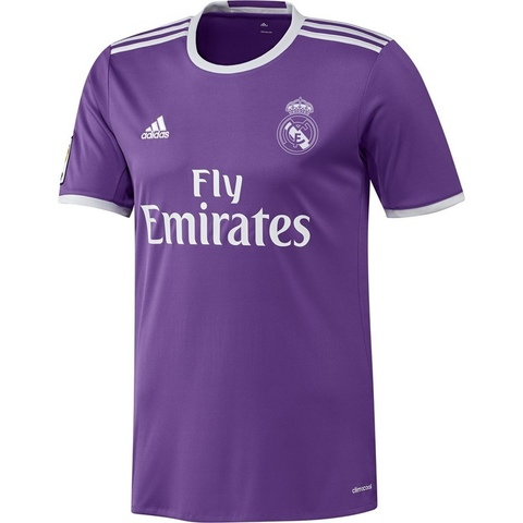 Real Madrid Away Shirt 2016-17