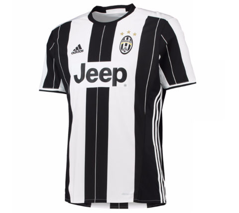 Juventus Home Shirt 2016-17