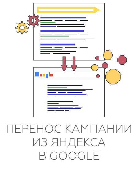 Перенос кампании из Яндекс Директа в Google Adwords